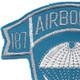 187th Airborne Infantry Regiment Patch - Korea | Upper Left Quadrant