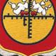 177th Field Artillery Battalion Patch | Center Detail