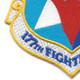 177th Fighter Wing Patch | Lower Left Quadrant