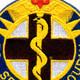 176th Medical Battalion Patch   Center Detail