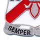 174th Infantry Regiment Patch | Lower Left Quadrant