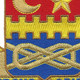 174th Armor Regiment Patch | Center Detail