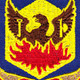 173rd Airborne Infantry Brigade Special Troops Battalion Patch STB-30 | Center Detail
