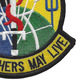 1730th Pararescue Squadron Patch | Lower Right Quadrant