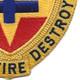170th Field Artillery Regiment Patch | Lower Right Quadrant