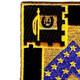 16th Cavalry Regiment Patch | Upper Left Quadrant
