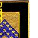 16th Cavalry Regiment Patch | Upper Right Quadrant