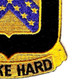16th Cavalry Regiment Patch | Lower Right Quadrant