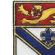 169th Infantry Regiment Patch | Upper Left Quadrant