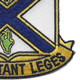 169th Infantry Regiment Patch | Lower Right Quadrant