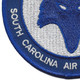 169th Fighter Wing Patch   Lower Left Quadrant