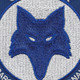 169th Fighter Wing Patch   Center Detail