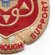 167th Support Battalion Patch | Lower Right Quadrant