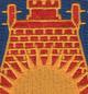 164th Infantry Regiment Patch