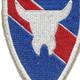 163rd Infantry Regimental Combat Team Patch | Center Detail