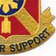 163rd Field Artillery Regiment Patch DUI | Lower Right Quadrant