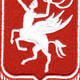 160th SOAR 101st Airbrone Division Patch Desert Version   Center Detail