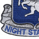 160th SOAR 101st Airborne Division Patch Night Stalkers | Lower Left Quadrant