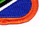 160th Aviation Airborne Group Patch Oval | Lower Right Quadrant