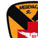 15th Med Battalion 1st Cavalry Division Army Aviation Air Ambulance Patch | Upper Left Quadrant