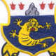 15th Infantry Regiment Patch Can Do | Center Detail