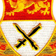 15th Cavalry Regiment Patch | Center Detail