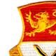 15th Cavalry Regiment Patch | Upper Left Quadrant
