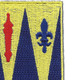159th Infantry Regiment Patch | Upper Right Quadrant