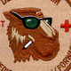 159th Medical Company (Forward) Patch   Center Detail