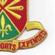 158th Field Artillery Regiment Patch | Lower Right Quadrant
