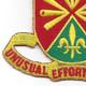 158th Field Artillery Regiment Patch | Lower Left Quadrant