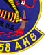 158th Assault Helicopter Battalion Company D Patch | Lower Right Quadrant
