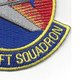 156th Airlift Squadron Patch | Lower Right Quadrant