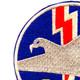155th Tac Recon Squadron Patch | Upper Left Quadrant