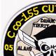 155th Aviation Attack Regiment C Company Patch | Upper Left Quadrant