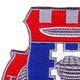 155th Armored Brigade Combat Team Special Troops Battalion Patch STB-61 | Upper Left Quadrant