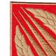 153rd Airborne Anti-Aircraft Artillery Battalion Patch   Upper Left Quadrant
