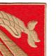 153rd Airborne Anti-Aircraft Artillery Battalion Patch   Upper Right Quadrant