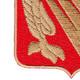 153rd Airborne Anti-Aircraft Artillery Battalion Patch   Lower Left Quadrant