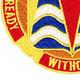 152nd Chemical Battalion Patch   Lower Left Quadrant