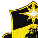151st Cavalry Regiment Patch | Upper Left Quadrant