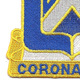 144th Armor Inf Battalion Patch   Lower Left Quadrant