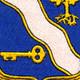 143rd Infantry Regiment Patch | Center Detail