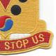 142nd Field Artillery Regiment Patch | Lower Right Quadrant