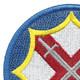 142nd Battlefield Surveillance Brigade Patch   Upper Left Quadrant