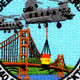 140th Aviation Transport G Company Patch | Center Detail