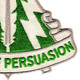 13th Psychological Operations Battalion Patch | Lower Right Quadrant