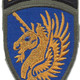 13th Airborne Infantry Division Patch Airborne | Center Detail