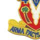 139th Field Artillery Battalion Patch | Lower Left Quadrant