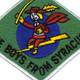 138th Fighter Squadron Patch | Center Detail